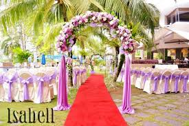 wedding arch kl plan a ceremony and wedding at hydro hotel
