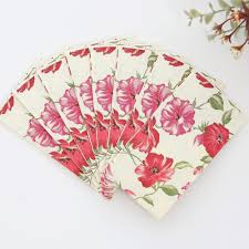 napkins flower chinese goods catalog chinaprices net