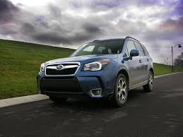 subaru forester xt off road 2016 subaru forester xt review a wrx for a family of five