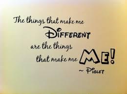 What Makes Me Me - ten ways autism makes me different