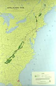 Appalachian Trail Massachusetts Map by Appalachian Trail Maps And Legends Pinterest