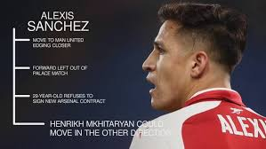 alexis sanchez early life the inside story of alexis sanchez s move to manchester united and