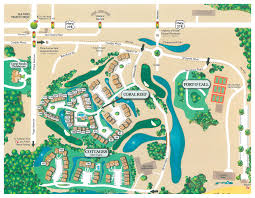Map Of Hilton Head Island Hilton Head Island Coral Reef Resort Floor Plan