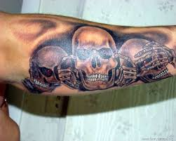 skull tattoos for men top 30 skull tattoo designs