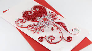 Design Greetings Cards Quilled Card How To Make Beautiful Quilling Wedding Card Design