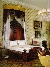 White House Decor Mary Lincoln Loved Decorating She Bought This Rosewood Bed For