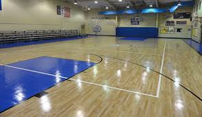 Outdoor Basketball Court Cost Estimate by Gymnasiums And Flooring In Sport Court Of