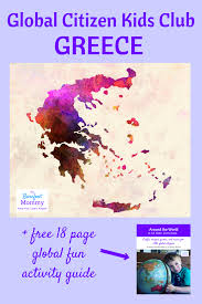 learn about greece books u0026 activities for kids the barefoot mommy