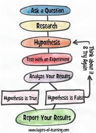 scientific method printables scientific method worksheet middle