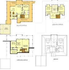 side sloping lot house plans walkout basement one pleasing rustic