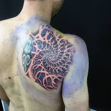 80 fractal designs for repeating geometry ink ideas