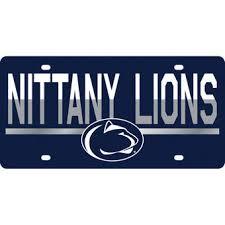 penn state alumni license plate penn state license plates psu car tags penn state