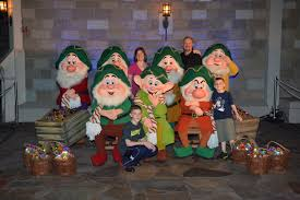 rare characters at mickey u0027s very merry christmas party the