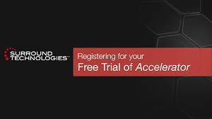 Web Accelerators Title Accelerator Trial Experience Developing Smarter Surround