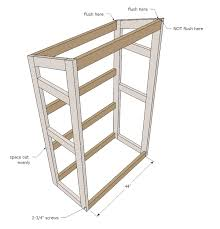 How To Build A Garden Shed Step By Step by Ana White Small Outdoor Shed Or Closet Converted Into Smokehouse