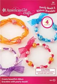 beaded bracelet girl images Eksuccess brands recalls american girl crafts jewelry kit due to jpg