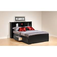 Bookcase Platform Storage Bed How Fun And Excited Designs Bunk Platform Storage Bed Queen