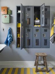 vintage wood lockers ikea locker hack for bedroom metal dresser