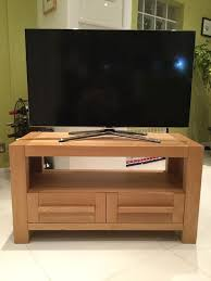 oak furniture land coffee table tv cabinet solid oak oak furniture land in solihull west
