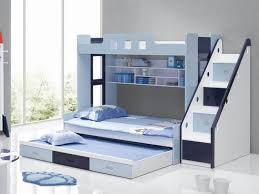 Bedroom Ideas  Amazing Kids Bedroom Design With Blue Beautiful - Kids bedroom ideas with bunk beds