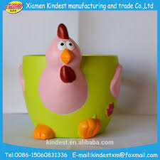 Animal Pots by Ceramic Chicken Flower Pot Ceramic Chicken Flower Pot Suppliers