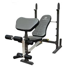 Multi Gym Bench Press Golds Gym Xrs20 Weight Bench Hayneedle