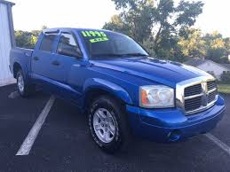 2007 dodge dakota sport blue dodge dakota in tennessee for sale used cars on buysellsearch