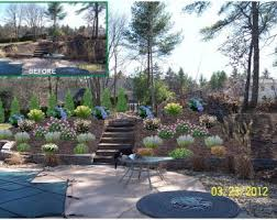 Backyard Hill Landscaping Ideas Backyards Trendy 25 Best Ideas About Backyard Hill Landscaping