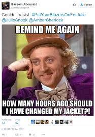 Amber Meme - condescending wonka tweet amber sherlock s temper tantrum know