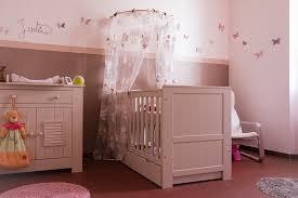 chambre bébé fille chambre bebe deco fille visuel 7