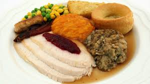thanksgiving foods wfuv