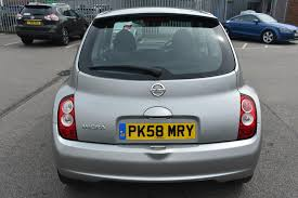 nissan micra warning lights used nissan micra 1 2 acenta air con 3 doors hatchback for sale
