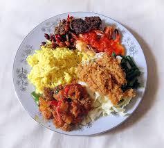 membuat nasi goreng cur telur nasi kuning wikipedia