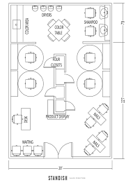 Catholic Church Floor Plans by 36 Hair Salon Design Ideas And Floor Plans Hair Salon Layouts