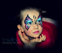 Halloween Butterfly Makeup by Mon Amour De Butterfly Maquillage Papillon Make Up Butterfly