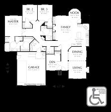 universal home design floor plans mascord house plan 1224 the karlstad