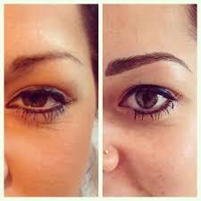 best 25 semi permanent eyebrow tattoo ideas on pinterest semi