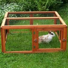 Rabbit Hutch Extension Classic Free Standing Outdoor Rabbit Hutch Run 4 Sided Rabbit