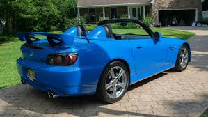 Honda S2000 Sports Car For Sale One Of 699 Honda S2000 Crs Is Up For Auction The Drive