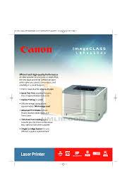 canon printer manuals download free pdf for canon imageclass lbp 6650dn printer manual
