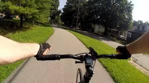 Commuting Mountain Bike Or Road by Test Ride Origin8 Pro Lite Bar Ends Commute Bike Blogger Youtube