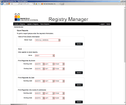 stores with registries gift registryworks marcole gift registry software