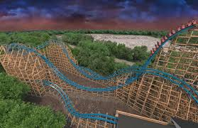 Six Flags In Kentucky Six Flags Over Georgia Unveils New Hybrid Coaster For 2018