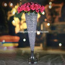 Tall Centerpiece Vases Wholesale Gold Trumpet Vases Gold Trumpet Vases Suppliers And Manufacturers