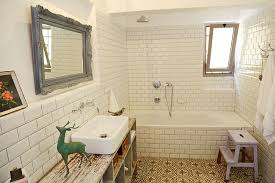 Recycled Bathroom Vanities by Rustic Chic Bathroom Decor Chic Rustic Bathroom Vanities Chic