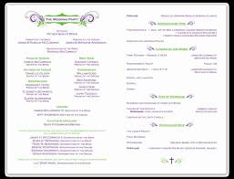 ceremony programs exles of christian wedding ceremony programs evgplc