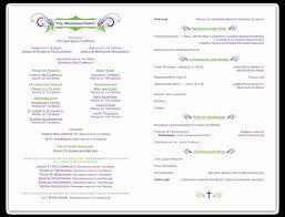 wedding ceremony programs exles exles of christian wedding ceremony programs evgplc