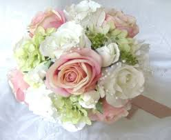 Cheap Fake Flowers Gallery Of Cheap Silk Wedding Flower Packages Combined With Pink