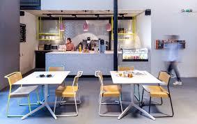 deskopolitan inside the new paris coworking space leased by