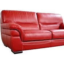 canap cuir mobilier de canapé 2 places cuir meuble de salon fabrication italie